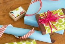 Gift Wrap / by Audrey Macy
