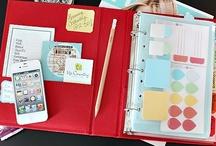 Organization! / by Audrey Macy