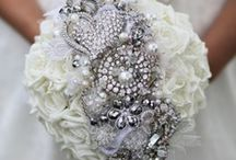 Flashy Floral & Bling Bouquets / Flowers with a little extra sparkle!
