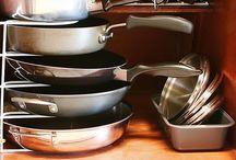 Kitchen Tips & Tricks / by Audrey Macy