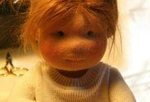 Handmade dolls / by Mary Choberka