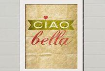 Party | Ciao Bella