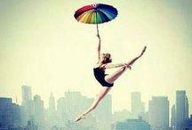 Dance is in the air...  / Capturas de la maxima expresion de libertad: Danzar / Bailar / Mover el cuerpo al ritmo de la Musica...  Un pasito para aca, un pasito para alla! lalalala / by Beatrix Kiddo
