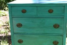 Furniture Transformations / by Audrey Macy