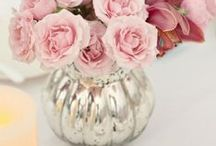 Mercury Glass Magic /  #bridetips #brides #weddings #bridalfashion #weddingsupplies #weddings #weddingideas #weddinginspiration #fashion #paperlanterns #homedecor #decoratingideas #diy #mercuryglass #centerpieces  / by Luna Bazaar