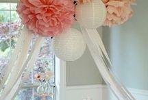 Baby Shower Ideas! / Baby Shower Ideas, Baby Shower,  / by Luna Bazaar