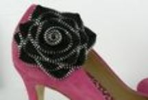 Our Famous Shoe Clips from The Buckle Boutique / The sturdiest shoe clips for all your fantastic DIY clip ideas.