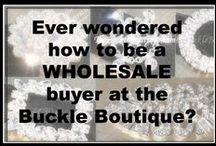 HOW TO: Wholesale Customers / Want to get great wholesale discounts on the buckles you love?