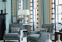 Window Treatments / Wonderful window treatment ideas for every room of the house.