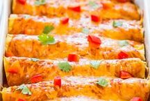 Quick Main Dish Recipes / Recipes for main dishes to feed the entire family.