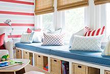 Kid Bedrooms / by Audrey Macy