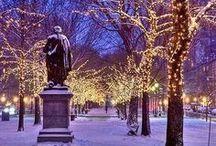 Boston - EE.UU. / Lugares que visitar, clima, moda, tradiciones y fechas especiales. Todo lo que tienes que saber sobre Boston. / by Copa Airlines