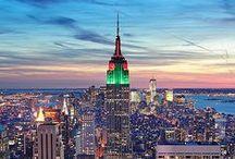 New York - EE.UU. / Lugares que visitar, clima, moda, tradiciones y fechas especiales. Todo lo que tienes que saber sobre New York. / by Copa Airlines