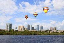 Tampa - EE.UU.  / Lugares que visitar, clima, moda, tradiciones y fechas especiales. Todo lo que tienes que saber sobre Tampa. / by Copa Airlines