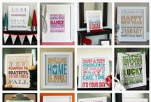 Printables / by Audrey Macy