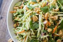 Salad Recipes / healthy and garden fresh salad recipes