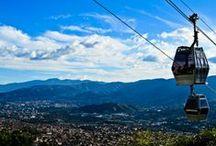 Medellín - Colombia  / Lugares que visitar, clima, moda, tradiciones y fechas especiales. Todo lo que tienes que saber sobre Medellín. / by Copa Airlines