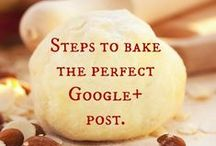 Google + / Tips and tutorials to learn and utilize Google+