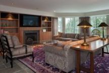Le Chamois #206 / Located at the base of Blackcomb Mountain and only steps to the Wizard chair, Le Chamois #206 is a generously sized condo ideal for family vacations or longer stays.