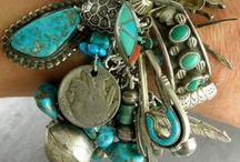 The Most Popular Charm Bracelets on Pinterest~ / Vintage charm bracelets on Pinterest