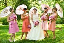 Bridesmaids / by Luna Bazaar