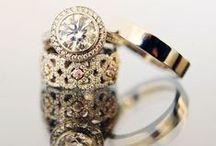 The Ring / Wedding Rings, Engagement Rings / by Luna Bazaar