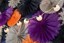 Halloween Party Ideas / Halloween home and party decor! costumes, and sweet treats. what else to do you need during the Halloween season? / by Luna Bazaar