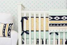 * Baby Nursery * / Adorable & Cozy Home Decor ideas for Nurseries and Babies.  / by Luna Bazaar