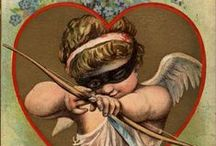 Be My Valentine~ / Valentine's Day food, fun, vintage images and decor