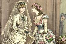 Vintage Brides / Vintage pictures of brides