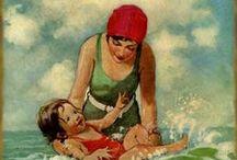 Vintage Summer / Vintage pictures of summer fun
