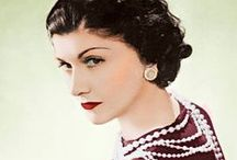 Coco Chanel / Pictures, fashions and quotes of Coco Chanel