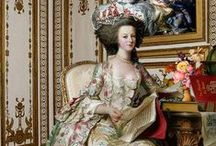 French Decadence / Historical France