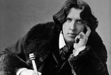 Oscar Wilde / Pictures and quotes of Oscar Wilde