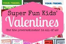 Valentines Day / Crafts and ideas for Valentine's Day!