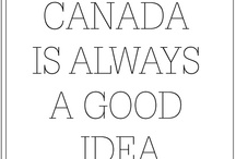 CANADA I LOVE YOU