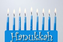 Hanukkah / by Lisa Fingeroot