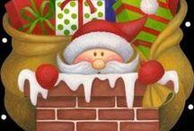 Holidays / Christmas / Crafting and Christmas preparation