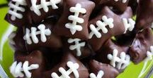 TAILGATE FOOTBALL PARTIES! / Football game preparation for tailgating