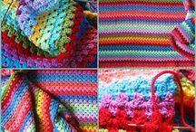 Hooray for Crochet / Crochet  / by Kelly Clark