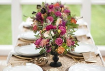 Ready... Set... Tablescape! / by Bewitch Me