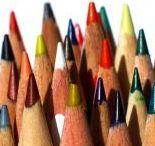 Colored Pencils / Art supplies - colored pencils