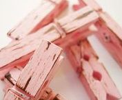 Peg Doll, Clothespin Art and Whittling / Love clothespin art....these are so cute for gift packages.