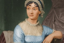 Miss Jane Austen / by Dorothy Reed