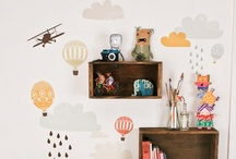 Kids Room Decor / by Joy