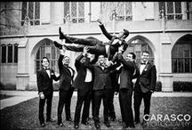Groomsmen / Groomsmen Photos | All images by Carasco Photography | http://www.carascophoto.com/weddings