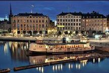 Sweden - Stockholm / by Maria Argiroudaki