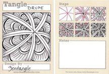Zentangle Instruction 2 / by Faith Cohen