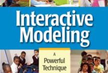 "Interactive Modeling / Instead of assuming that if we tell children how to do something enough they'll ""get it,"" Interactive Modeling shows students exactly how to do what we expect. It has built-in steps that help students notice for themselves the details of how a behavior looks and sounds. And it has built-in steps for practicing and for receiving teacher feedback during this practice. / by Responsive Classroom"