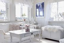 Interior - Living in White / by Maria Argiroudaki